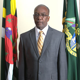 His Excellency The Honourable Eliud Thaddeus Williams, D.A.H., F.C.M.I.