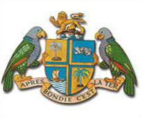 Coat of Arms of the Commonwealth of Dominica