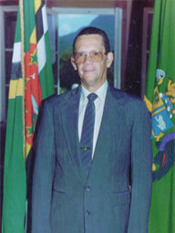 His Excellency Crispin Anselm Sorhaindo, D.A.H., O.B.E.